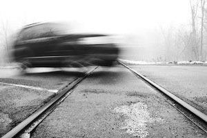railroad crossing accident, Westport wrongful death attorney