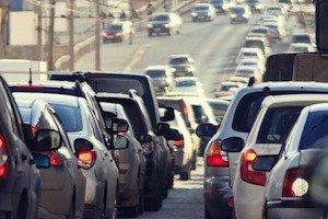 Connecticut traffic jam, Urban Mobility Scorecard, Westport Wrongful Death Attorney