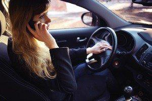 distracted driving, Westport Personal Injury Lawyer
